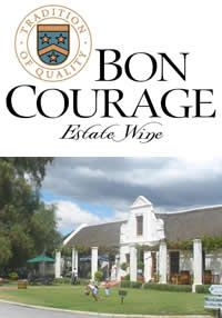 Bon Courage online at TheHomeofWine.co.uk